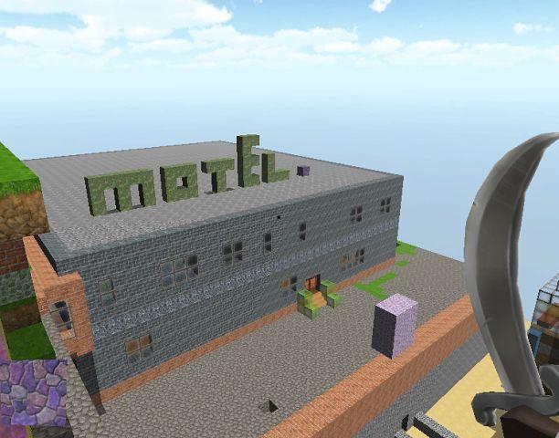 Построенное здание в игре копатель на однокласснниках