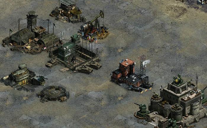 База в игре конфликт