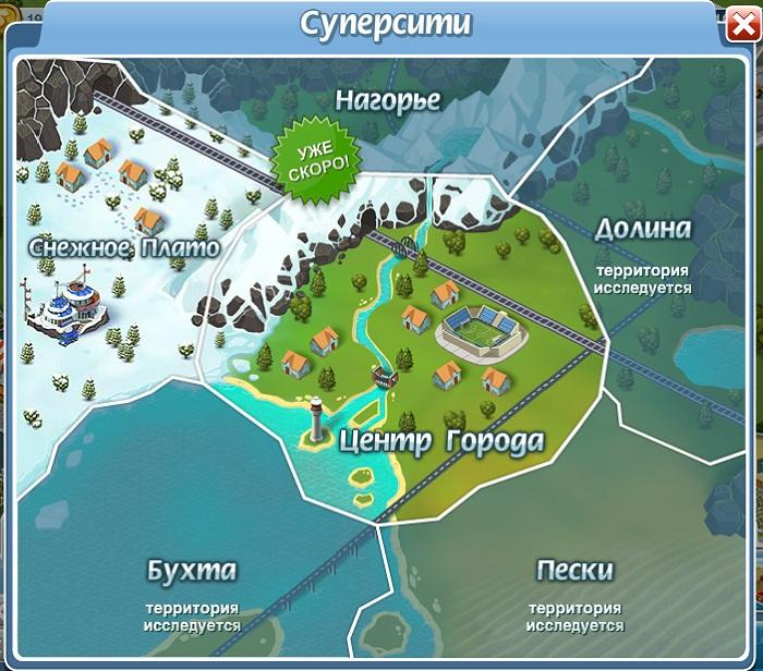 Карт Суперсити