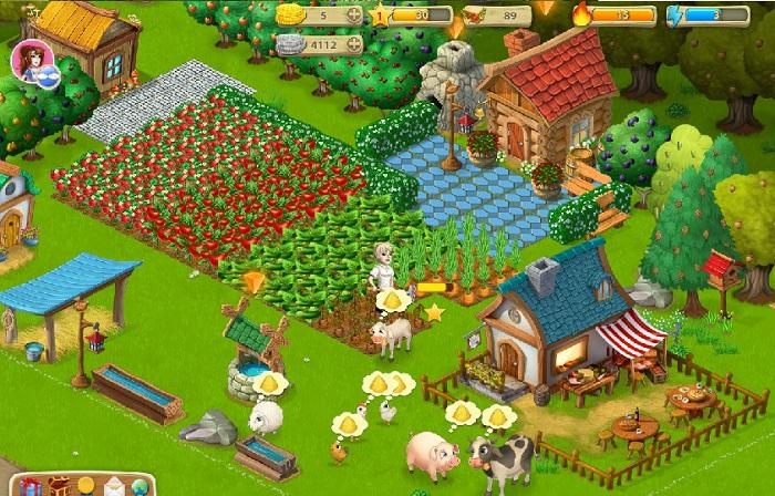 Ферма соседа